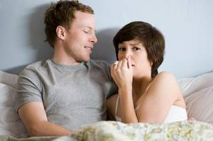 Farting figures reveal bloated Brits are being put off sex by breaking wind