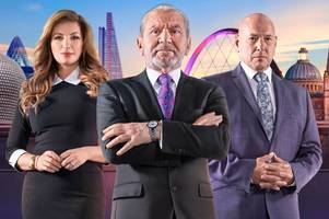 hit bbc show the apprentice is coming to scotland for latest series