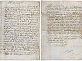 letter penned by galileo in the 17th century shows he toned down his heretical ideas