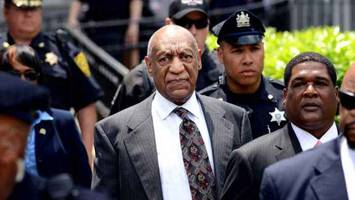 Bill Cosby Gets State Prison Sentence