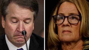 brett kavanaugh denies christine blasey ford sex assault claim