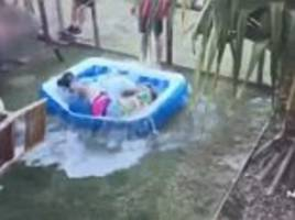the horrifying moment tim cornthwaite breaks neck after plunging into gold coast children's pool