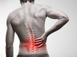 Back pain may be in your DNA: Spinal discomfort is caused by mutations in three genes