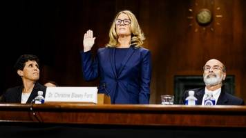 more than 20 million watched christine blasey ford and brett kavanaugh