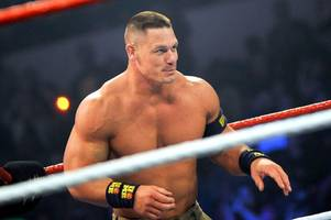 john cena sparks frantic wwe fan fears after hinting at retirement