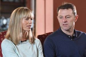 madeleine mccann's dad gerry heartbreakingly recalls night she went missing