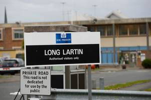 six prison officers injured in all day riot at long lartin prison