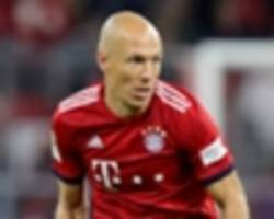 'robben is still a good player' – bayern boss kovac urges 34-year-old to 'march forward'