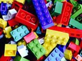 lego sales fall by £16million amid fears that online games such as fortnite are denting the appeal