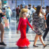 photos: thousands of fierce queens pack javits center for rupaul's dragcon 2018