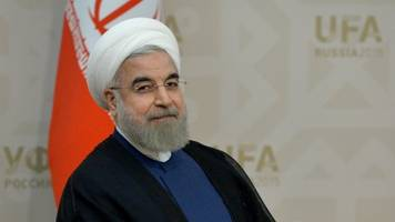 iran launches missile attack against syrian militants