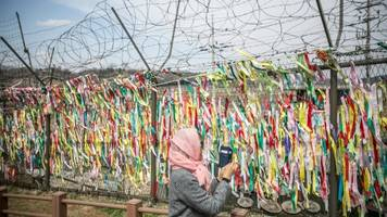north, south korea begin removing land mines from demilitarized zone