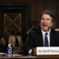 truth behind viral photo from brett kavanaugh hearing