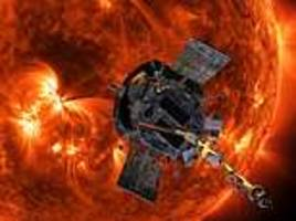 nasa's $1.5bn parker solar probe that will 'touch the sun' in historic mission swings by venus