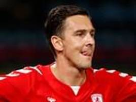 ipswich 0-2 middlesbrough: stewart downing stars to heap more misery on paul hurst