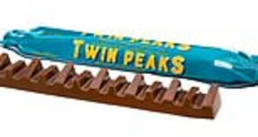 poundland's twin peaks chocolate bars are making a comeback after a rocky start with toblerone
