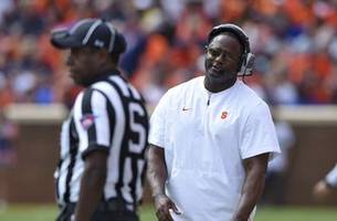 rising syracuse no longer a laughingstock in football