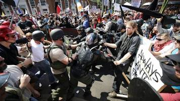 4 men charged with inciting violence at 2017 charlottesville protests