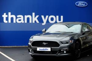 motability in 'safe hands' at ford store as sales expert returns to team