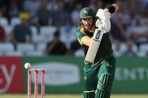 riki wessels makes 'difficult decision' to leave nottinghamshire for worcestershire