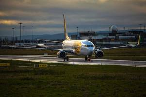 stansted airport passengers left stranded after budget airline primera air goes bust