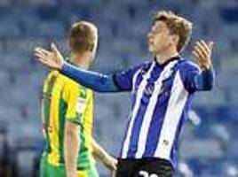 sheffield wednesday 2-2 west brom: reach nets another screamer in draw