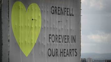 grenfell tower inquiry: children told escape was an 'adventure'