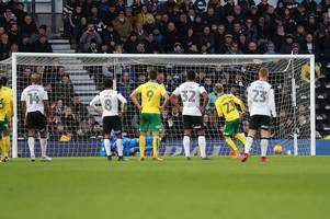sky sports pundit makes prediction for derby county's clash with norwich city