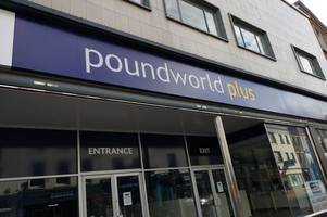 'considerable interest' in closed poundworld plus store in taunton as premises go on the market