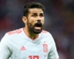 alba & costa to miss spain's meetings with england & wales as koke returns