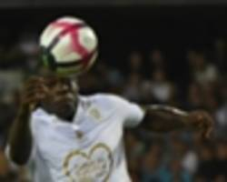 Vieira drops Balotelli from Nice squad