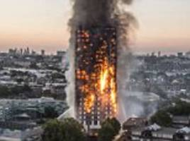 grenfell survivor reveals his daughter who fled the burning tower got a in gcse the next day