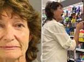 linda dwire is arrested for harassing women for speaking spanish in a colorado grocery store