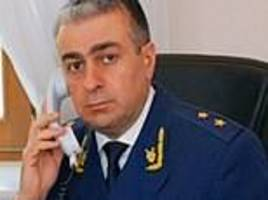 top russian law official die in crash hours before gru spies are outed