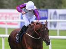 laurens ready to face nine rivals in the kingdom of bahrain sun chariot stakes at newmarket