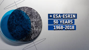 50 years of ESA in Italy