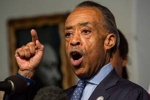 al sharpton promoted at msnbc with 2nd weekend show, better timeslot