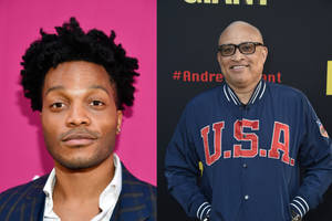 cbs developing comedy from larry wilmore and 'superior donuts' star jermaine fowler