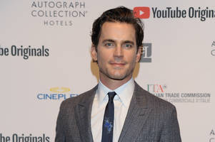 'doom patrol': matt bomer cast as negative man in dc universe series