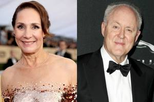 laurie metcalf and john lithgow head to broadway in 'hillary and clinton'