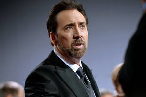 nicolas cage denies abuse accusations by ex-girlfriend: 'absurd'