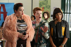 paramount network's 'heathers' series will air after all – but not the 'too controversial' finale