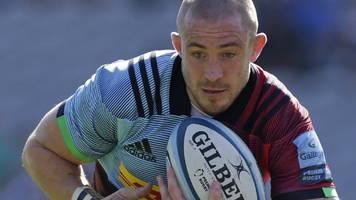 mike brown: full-back's 300th harlequins game an 'incredible achievement'