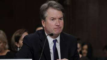 kavanaugh awaits fate as senators comb through fbi background check