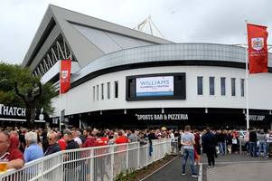 three more huge music events revealed at ashton gate after take that and rod stewart