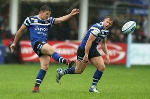bath rugby team news: freddie burns switches position as 12 changes made for exeter chiefs clash