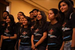 youth across the globe come out in large numbers to launch unesco mgiep's international youth campaign on kindness for the sdgs