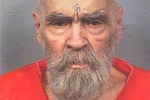 watch cult leader charles manson give chilling 'coded' message to followers from behind bars