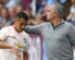 'sanchez looks like a shadow of the player man utd signed' - neville bemused by old trafford struggles