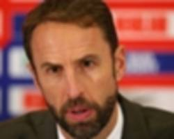 southgate: england job not something to give away lightly